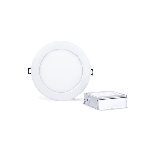 "6"" LED Slim Panel Downlight - 3000K /1100lm"