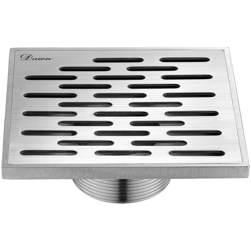 Yangtze River Series Square Shower Drain 5L (Threaded)