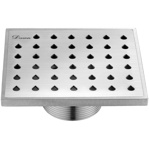 Nile River Series Square Shower Drain 5L (Threaded)