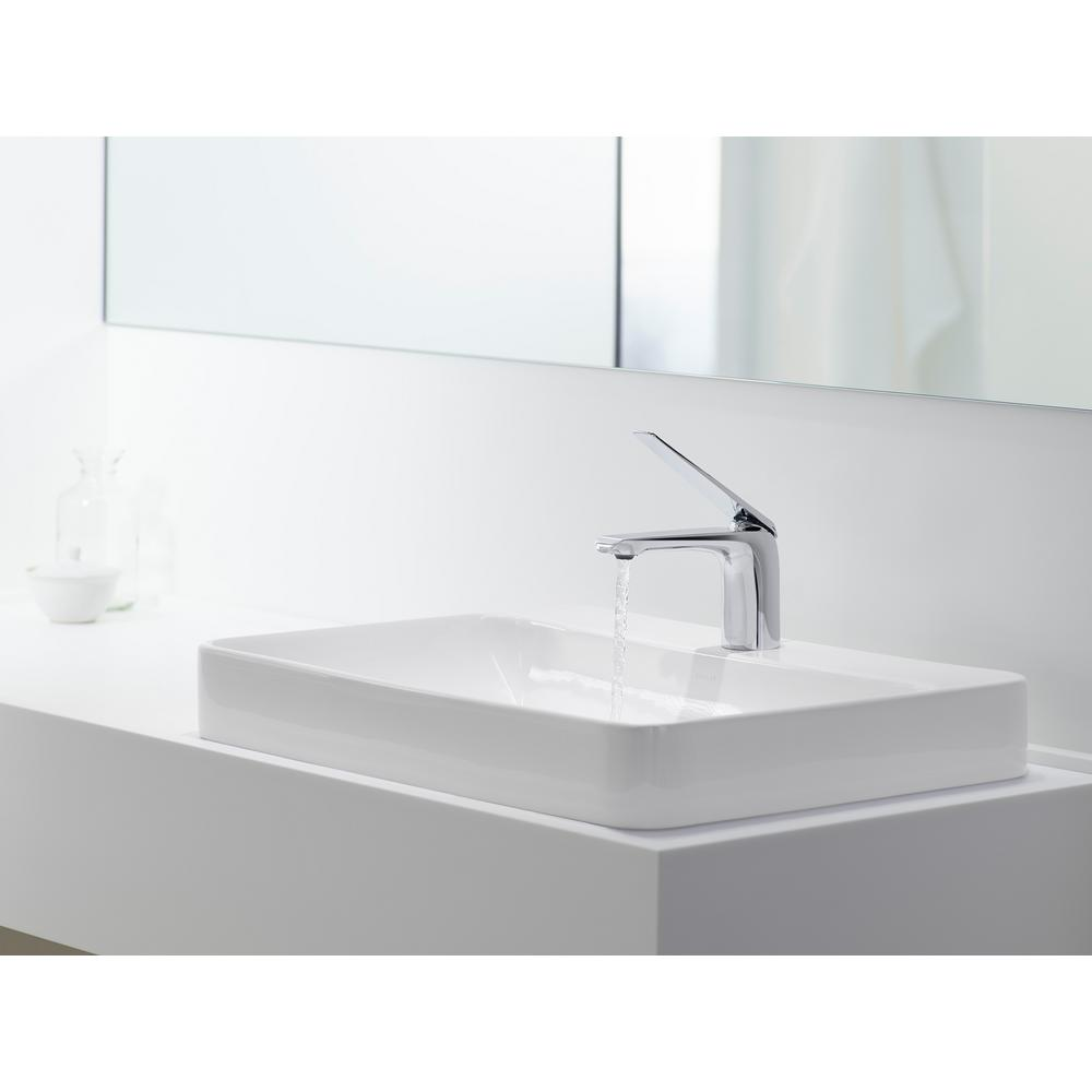 Kohler K 2660 1 0 Vox Rectangle Vessel Bathroom Sink