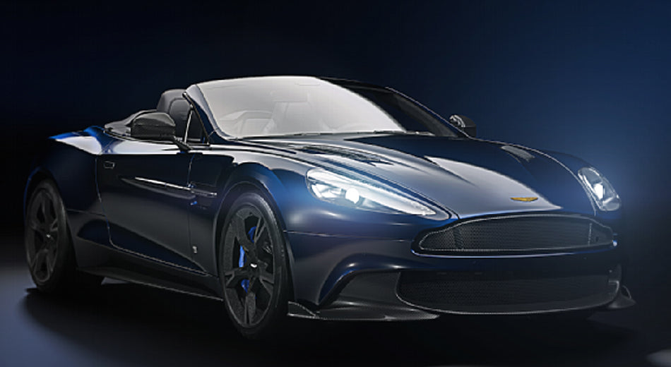 Tom Brady Is Shaken, Not Stirred in New Special Edition Aston Martin | Gronk Nation