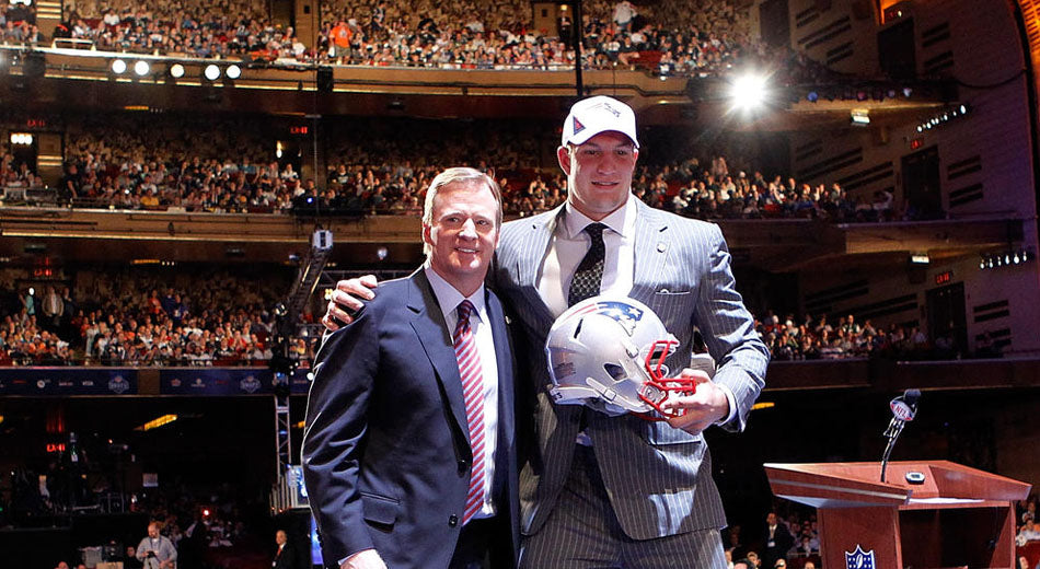 On This Day in Patriots History ... Gronk Was Drafted! | Gronk Nation