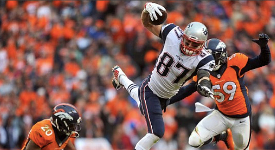 Gronk's Secret Weapon Against the Broncos? Pedialyte, of Course! | Gronk Nation