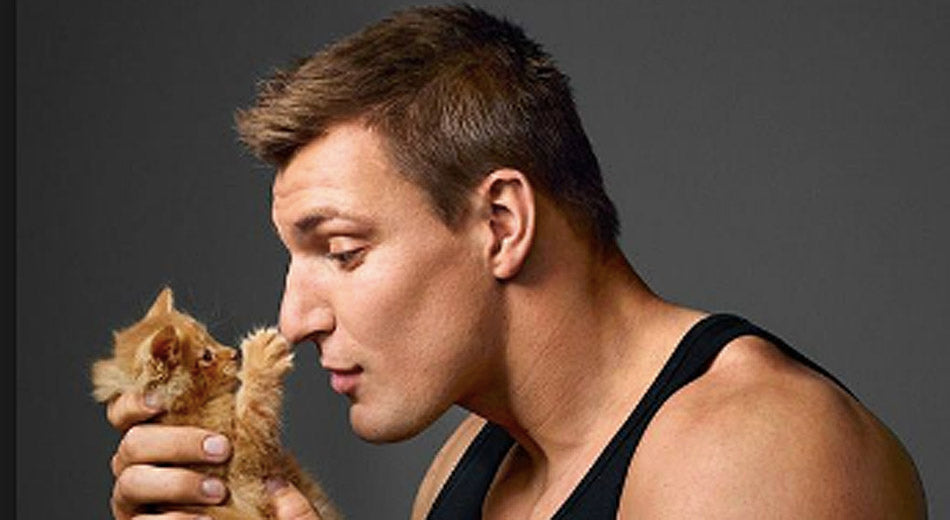 Find Out How You Can Become the Next Mrs. Gronk This Valentine's Day