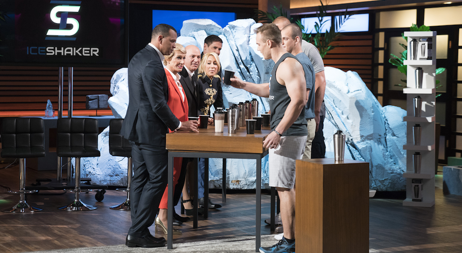 'Shark Tank' Is About to Get Gronked as the Ice Shaker Dives Into the Hit Reality Show | Gronk Nation