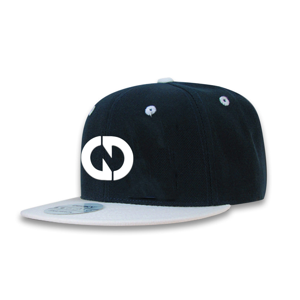 Classic Logo Snapback (Grey and White) | Gronk Nation- Gronkowski Official Website