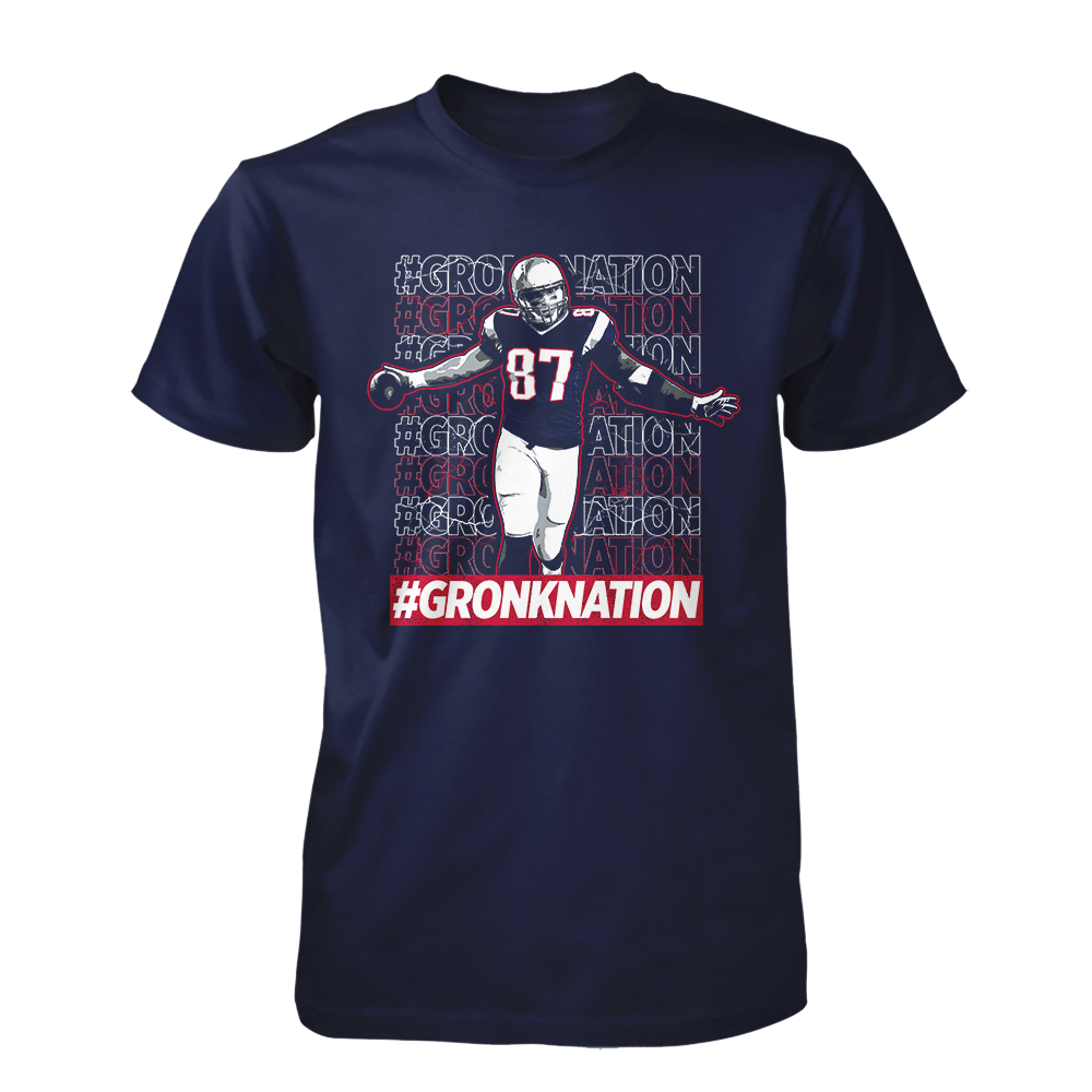 Men's One Nation, Under Gronk