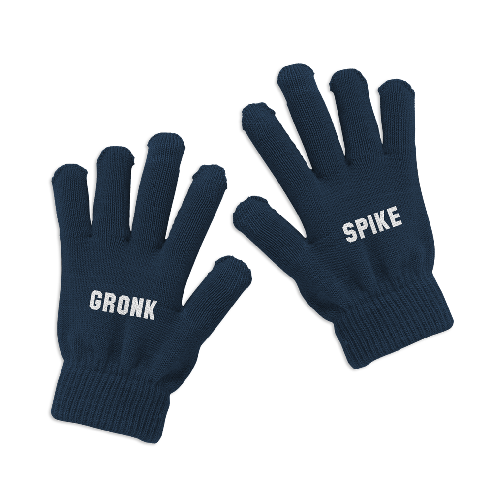Gronk Spike Gloves