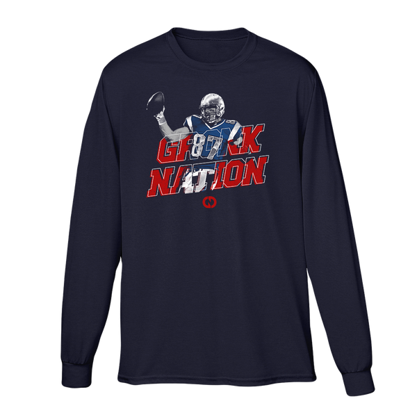 Gronk United Long Sleeve