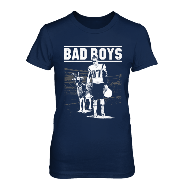 Women's Bad Boys IV Life