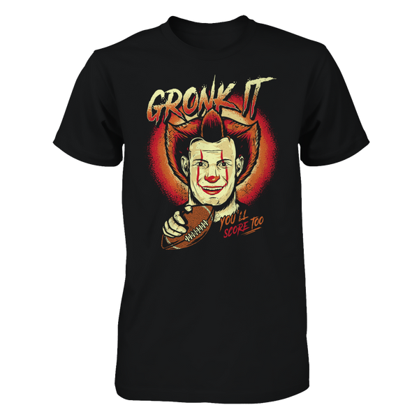 Limited Edition Gronk IT