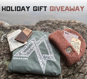 Holiday Giveaway 2016