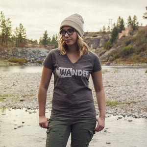 WAnder Washington Womens T-Shirt - Kate