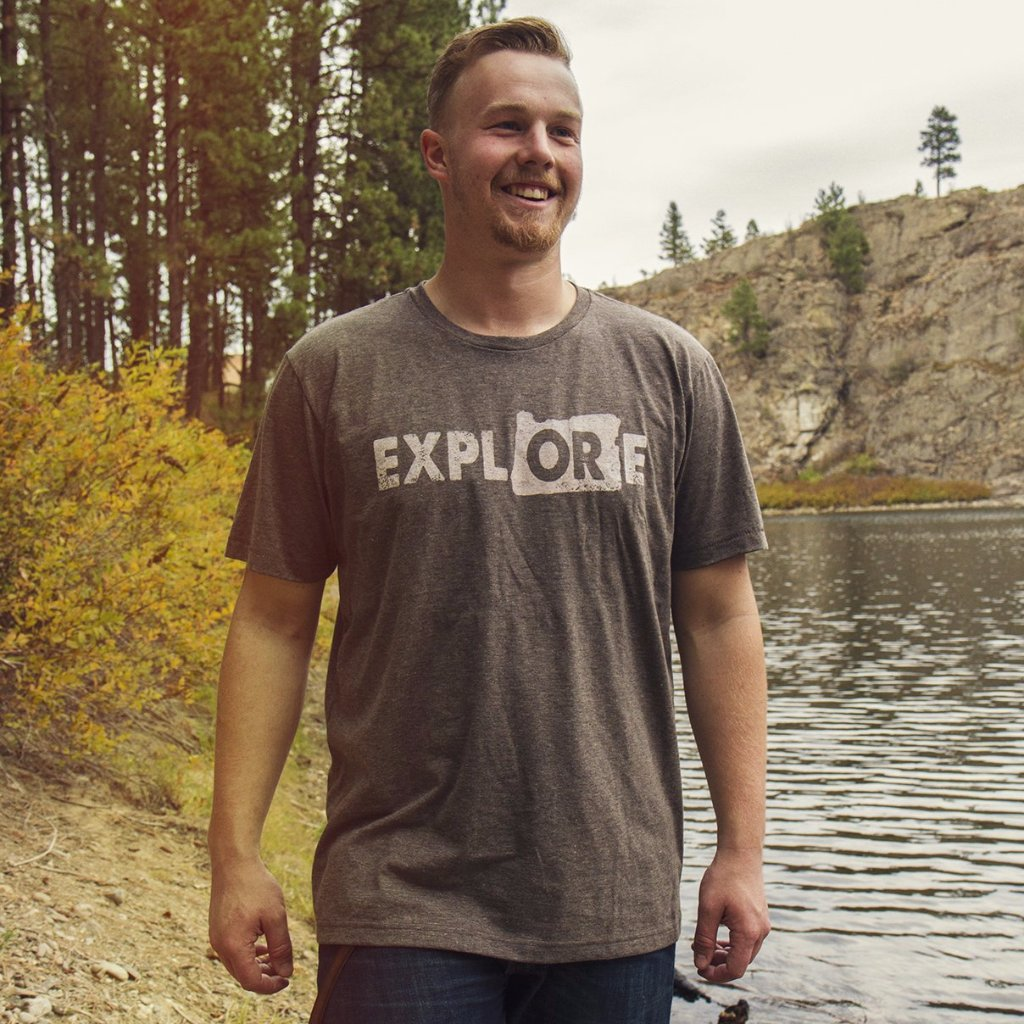 Explore Oregon PNW Tee - Primary