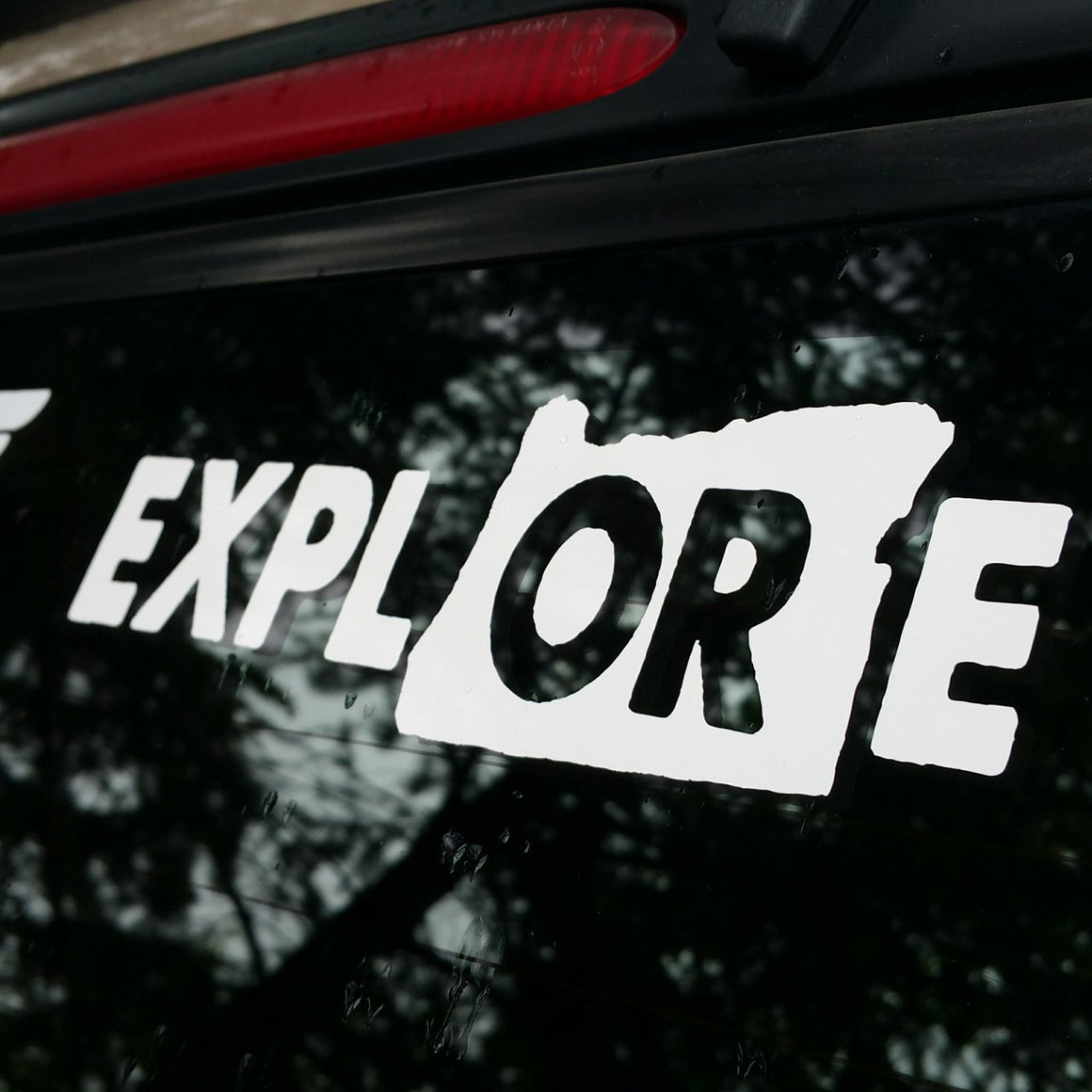 ExplORe Oregon Decal