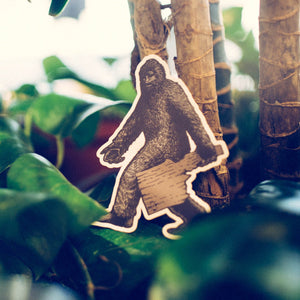 Bigfoot Idaho Sticker