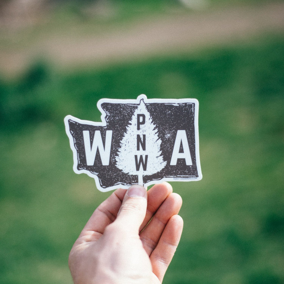 Washington PNW Sticker