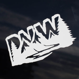 PNW Decal