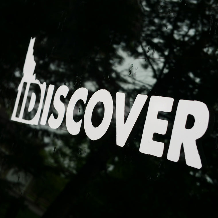 IDiscover Decal