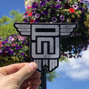 PNW Tribal Sticker