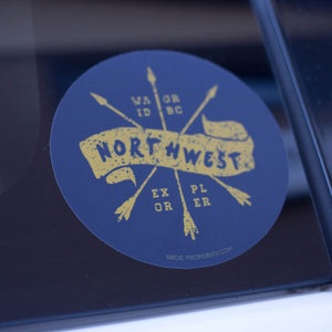 Northwest Sticker