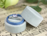 Dove Wedding Ring Box