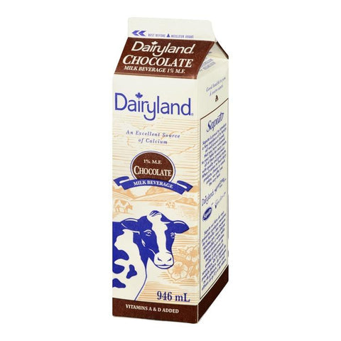 Dairyland 946ml Chocolate Milk