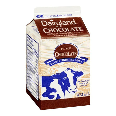 Dairyland 473ml Chocolate Milk