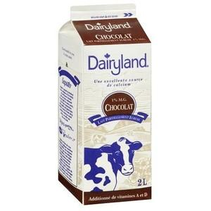 Dairyland 2l Chocolate Milk