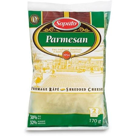 Saputo Parmesan Cheese