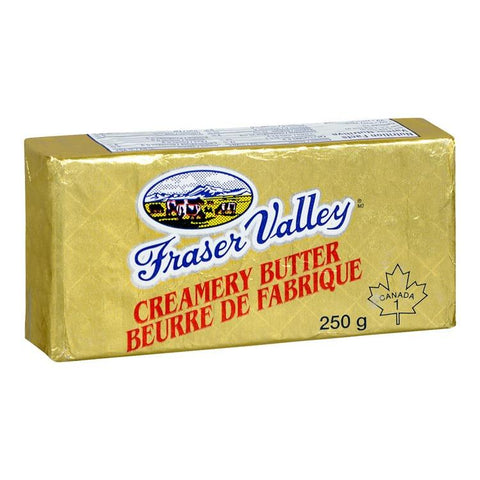 Fraser Valley 250g Butter