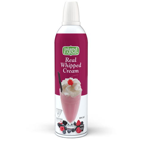 Island Farms Real Whipped Cream