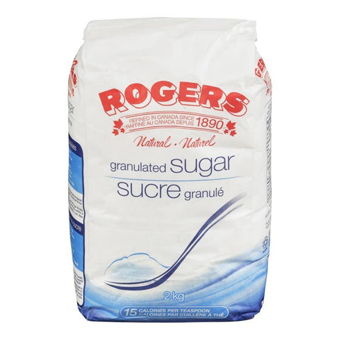 Rogers Granulated Sugar