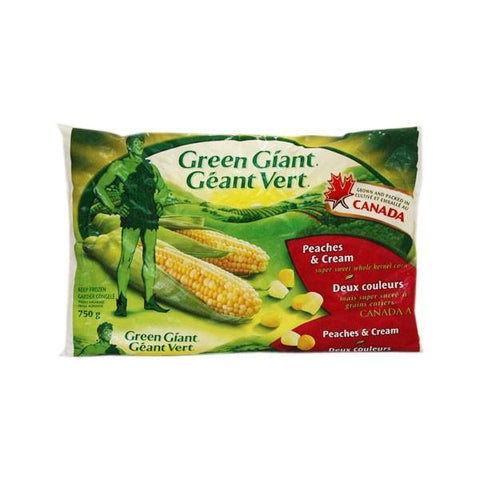 Green Gaint Peaches & Cream Corn