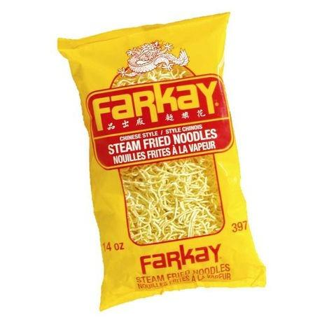 Farkay Steam Fried Noodles