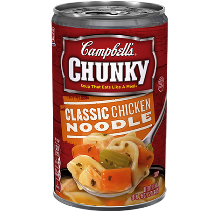 Campbells Chunky Chicken Noodle