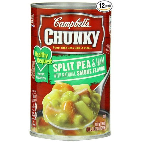 Campbells Chunky Split Pea Soup