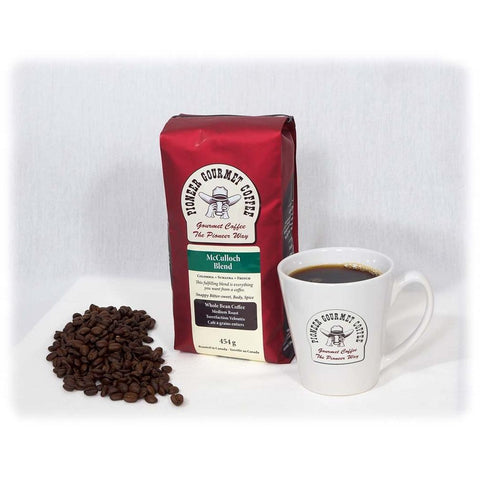 McCulloch Blend Pioneer Coffee