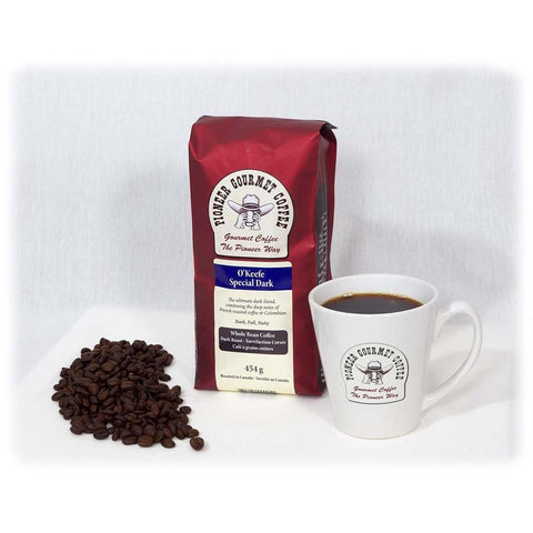 O'Keefe Special Dark Pioneer Coffee