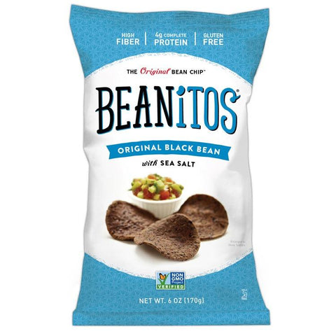Beanitos Black Bean Sea Salt