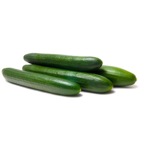 Long English Cucumbers BC