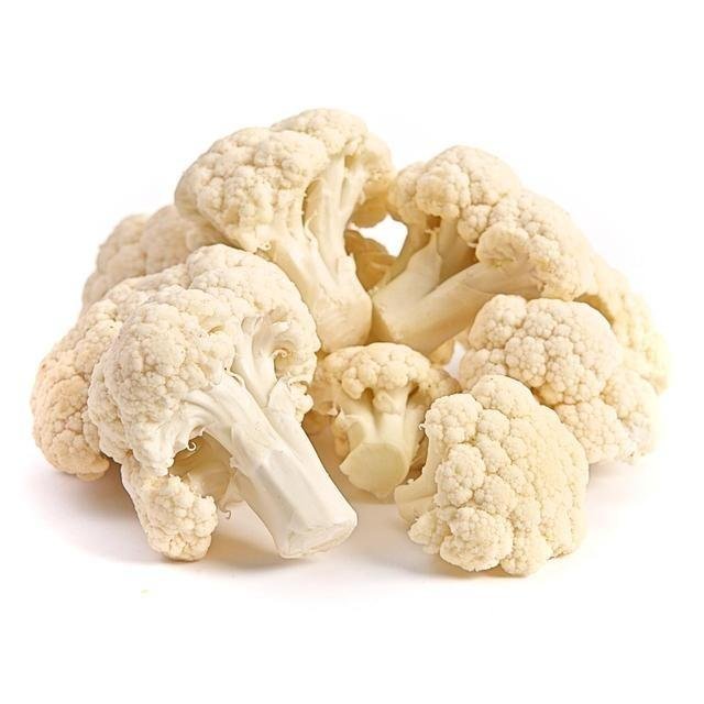 Cauliflower Florets (per pound)