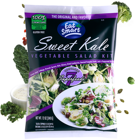 Eat Smart Sweet Kale