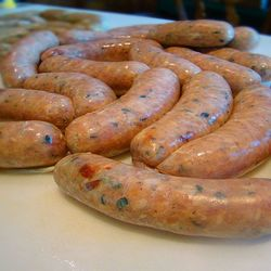 .Sundried Tomato Turkey Sausage  (In-Store-Made)- 1Lb (454g)