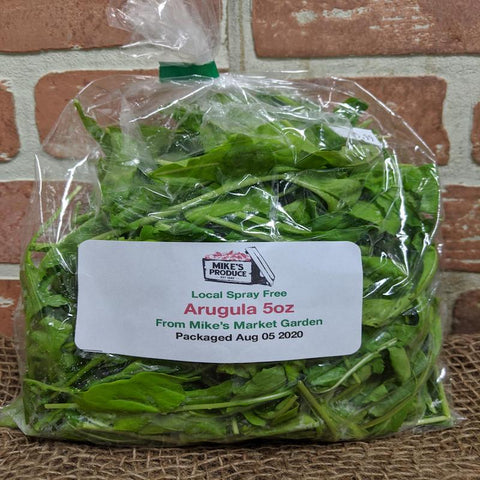 Arugula 5oz Mike's Produce
