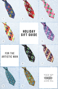 Men's Holiday Gift Guide for the Artistic Man