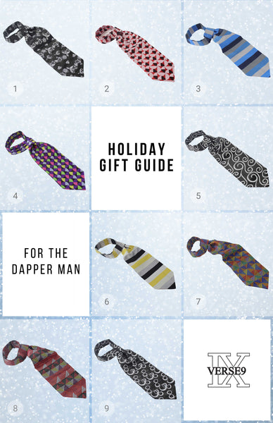 Men's Holiday Gift Guide for the Dapper Man