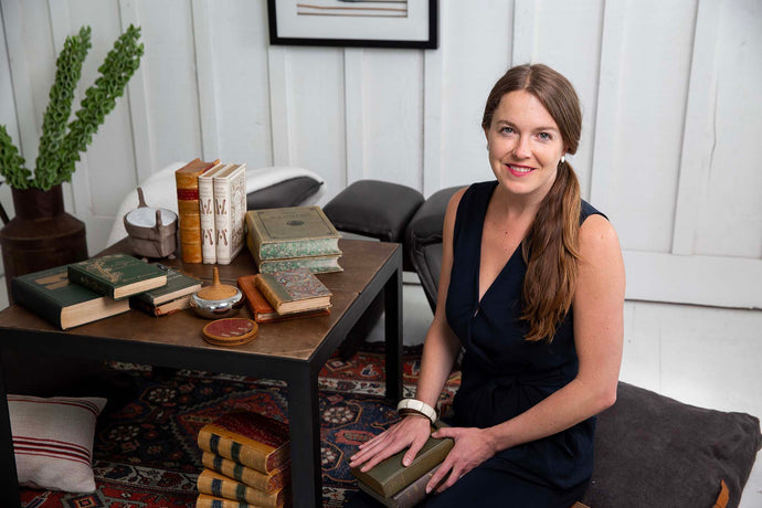 A Novel Concept: Styling Secrets from Christy Smirl of Foxtail Books
