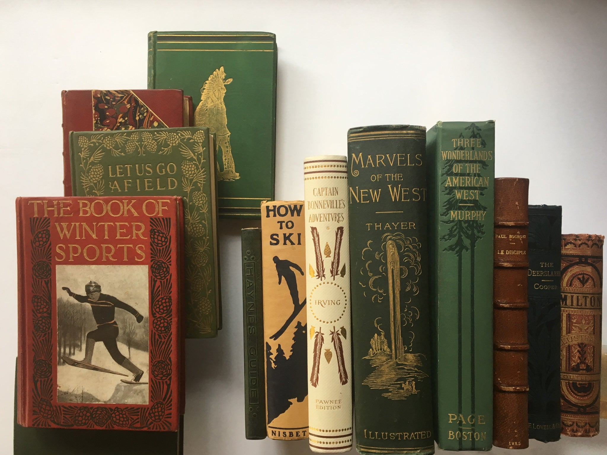 Rare and Antiquarian Books