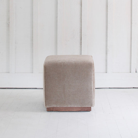 Square Mountain Ottoman